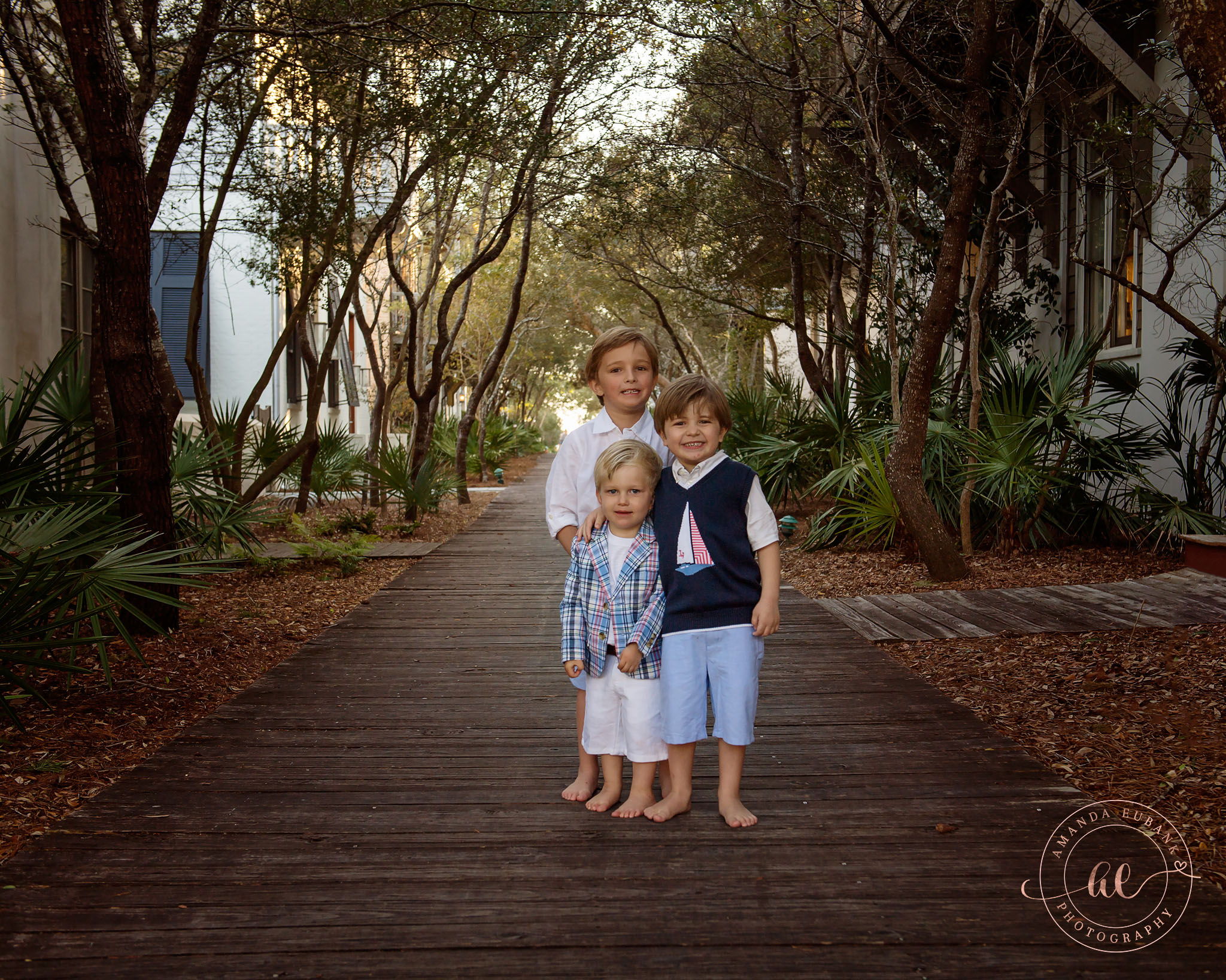 Bukowski Family Rosemary Beach Photographer