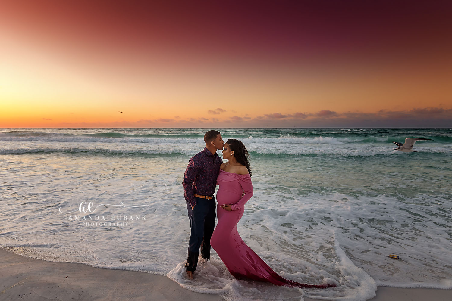 Amanda Rosa Play Boy maternity photography - amanda eubank photography | 30a